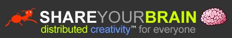ShareYourBrain Brainstorms Collaboration