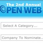 Mashable Open Web Award Partner Site