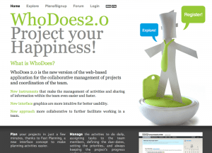 WhoDoes2.0 – the Collaborative Project Management App You've Never Heard Of