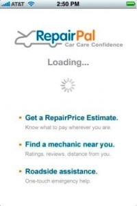 RepairPal – Get Auto Repair Info and Estimates Online or on Your iPhone
