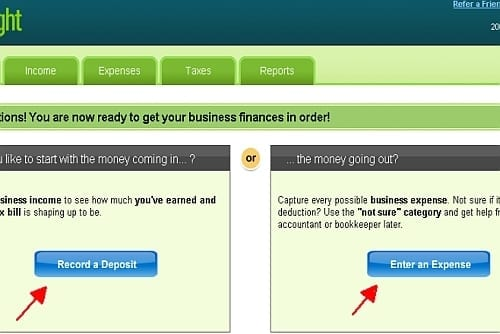 Outright – Simple Online Bookkeeping for Small Biz