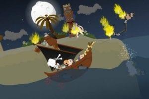 Plunderland iPhone Game – Fun on the High Seas
