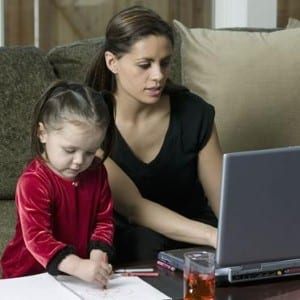 Moms Using Social Media Websites to Help Them Buy Products Online