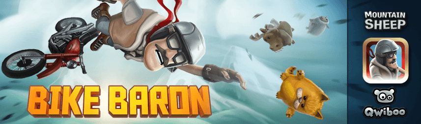 Bike Baron – Nutty Motorcycle Mayhem