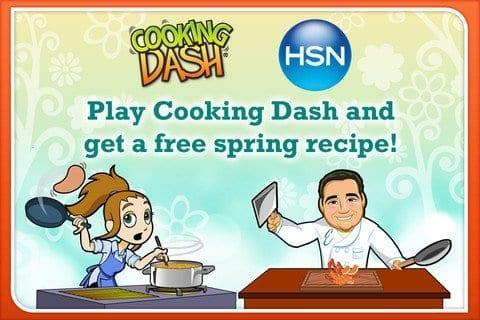 Cooking Dash iPhone App