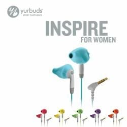 yurbuds, Sport Headphones for Women