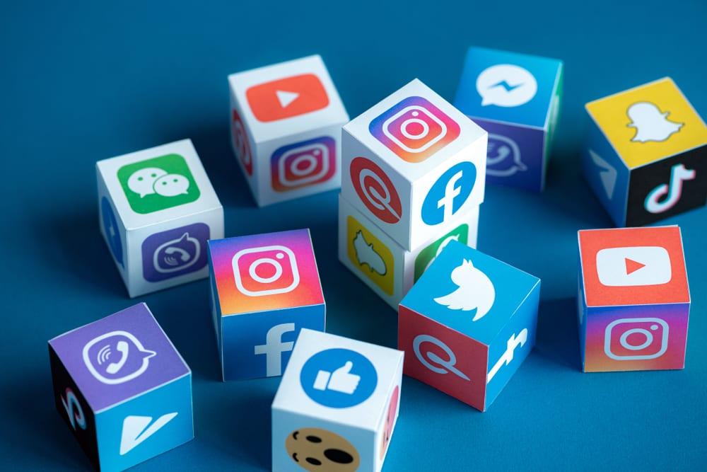 Top 10 social media apps in 2020